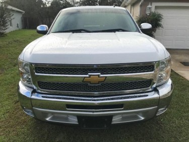 Chevrolet Silverado Truck For Sale