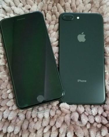 Iphone 8plus 256gb