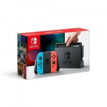 Console Nintendo Switch Joy-con Neon Rosso E Blu 2