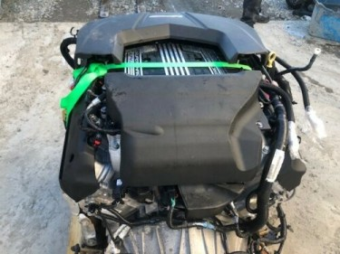 17 CADILLAC CTS-V COMPLETE LT4 SUPERCHARGED ENGINE