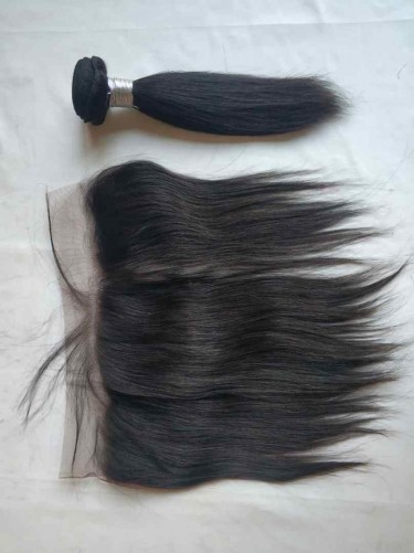 100% Virgin Human Remy Hair