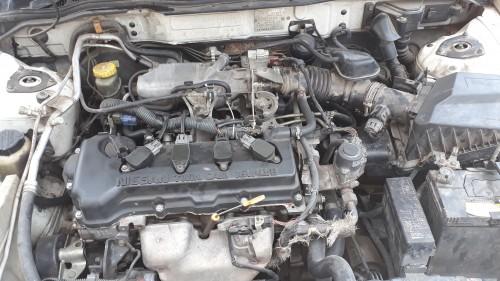 2002 Nissan Bluebird Sylphy