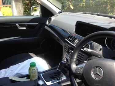 2013 Mercedes C180