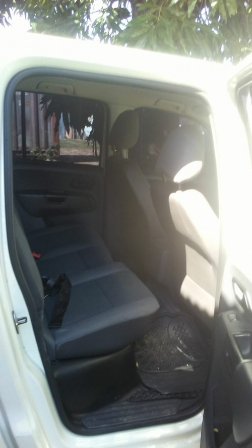 2010 Amarok Van