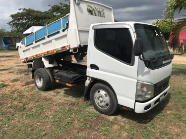 2005 Mitsubishi Canter Dump Truck