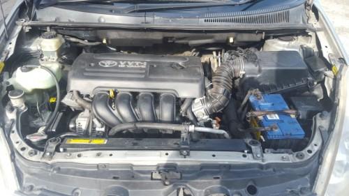 2007 Toyota Wish