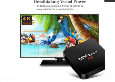 Android TV BOXES $7500(Programmed)
