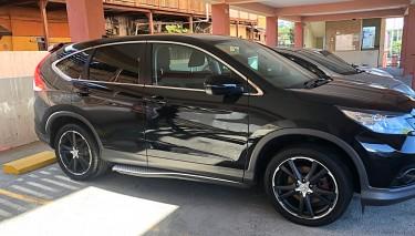 2015 Honda CR-V (Black Edition)