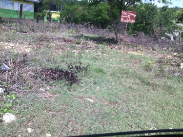 1/4 Acre Land For Leasing For Crop,goat,chk Only