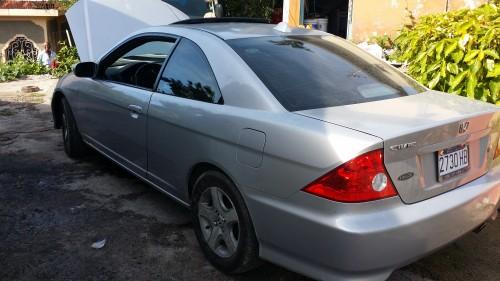 2005 Honda Civic Coupe