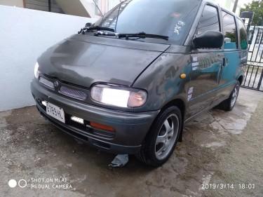 Ga16 1998 Nissan Serena