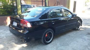 2004 Honda Civic Singapore Version