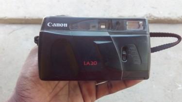 Canon LA20 Camera