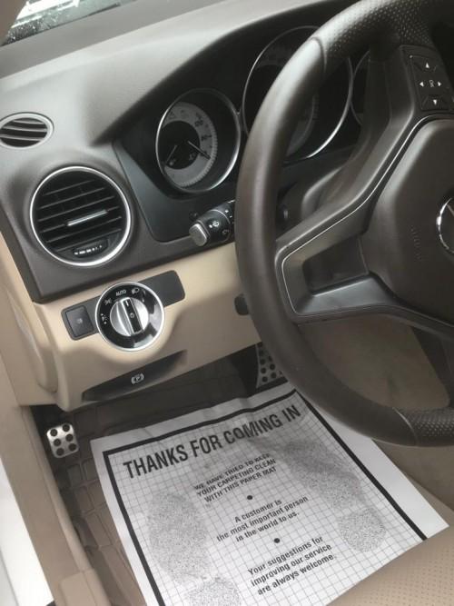 2014 c300 Mercedes Benz