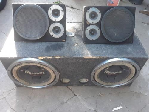 Complete sound speaker system