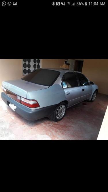 1993 Toyota Corolla Ae100