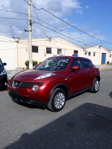 2012 Nissan Juke New Import
