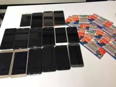 SMART PHONES STARTING AT $10,000