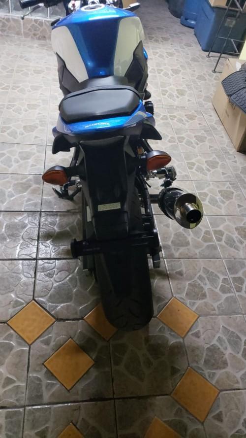 2015 Suzuki GSX-S