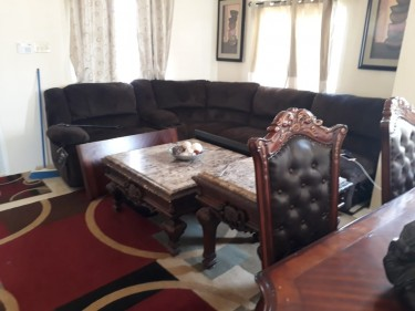 FULLY FURNISHED 2 BEDROOM 1 BATH FOR RENT