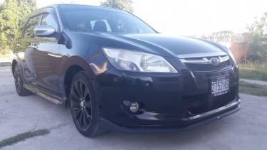 2012 Subaru Exiga-iS