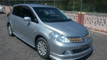 2010 NISSAN TIIDA LATIO