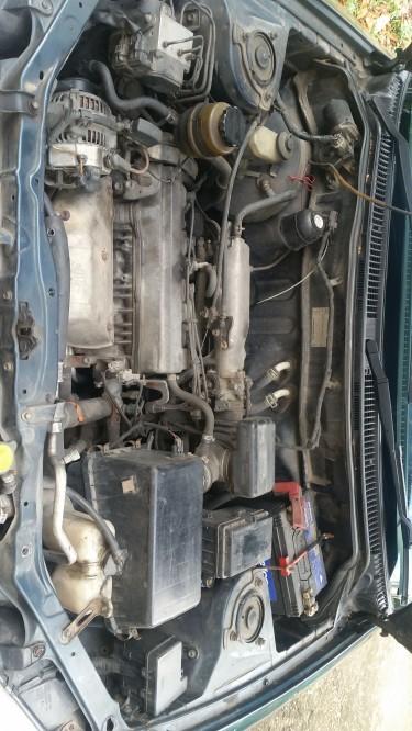 2000 Toyota RAV 4