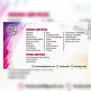 Need Graphic Designs For Your Business?