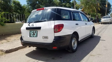 Nissan AD Wagon 2012