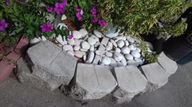 Small Garden Stones For Sale/ 50 Lb. Bag
