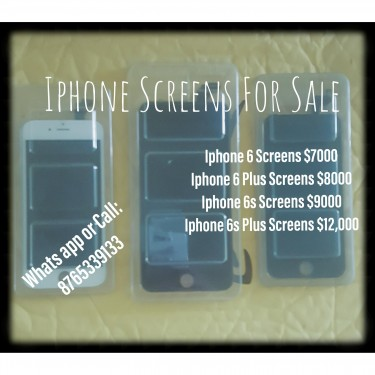 IPOHONE 6 PLUS SCREEN FOR SALE