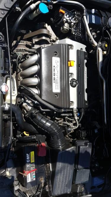 2008 Honda Accord (European Version)