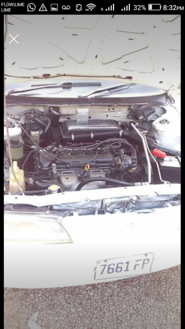 1997 Nissan Pulsar