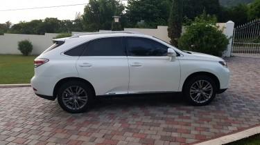 2013 Lexus RX450h $4.75 Million Negotiable!