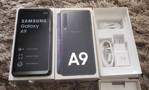 SAMSUNG GALAXY A9 128GB DUAL SIM FULLY UNLOCKED