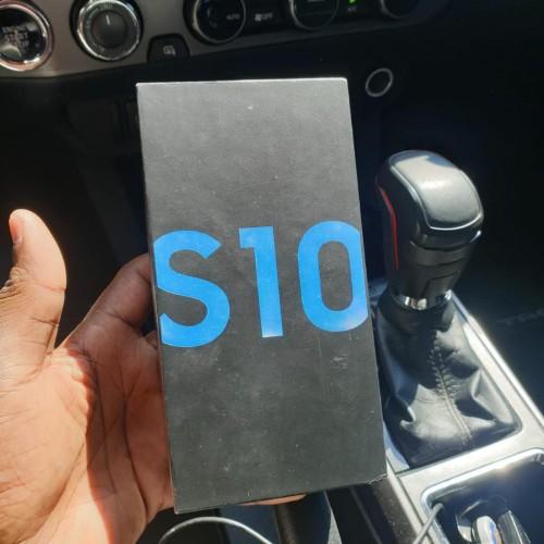 SAMSUNG GALAXY S10 128GB DUAL SIM INTERNATIONAL