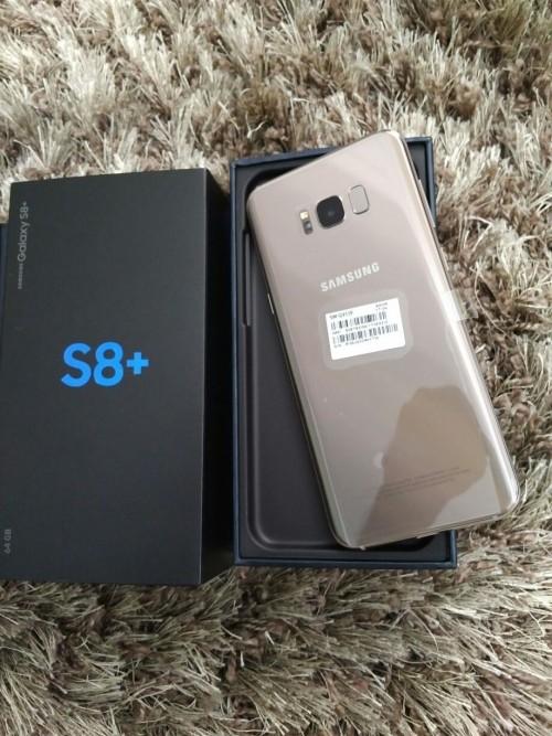 SAMSUNG S8+ S9 S9+  INTERNATIONAL UNLOCKED