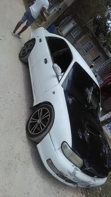 Nissan Bluebird ARX