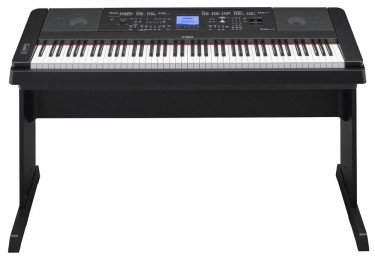 Yamaha DGX-660 Portable Grand Digital Piano