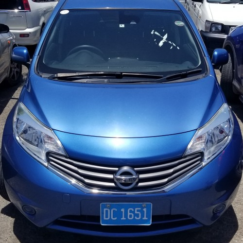 Nissan Note2014