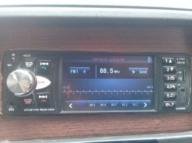Cheap Car Radio