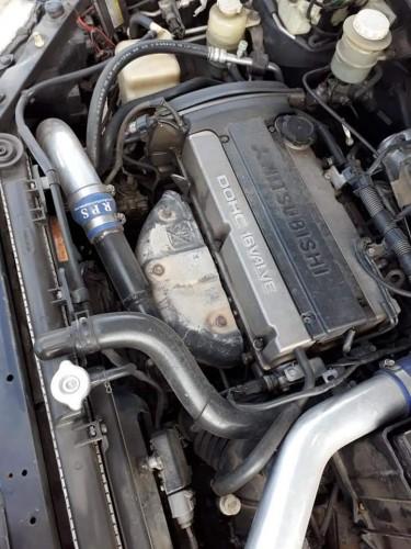 2004 Mitsubishi Airtrek Turbo