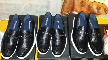 Men Shoes Leather