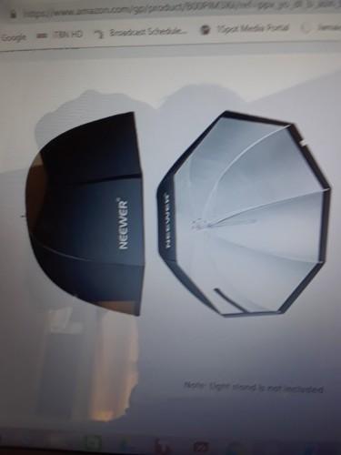 Neewer Umbrella Soft Box