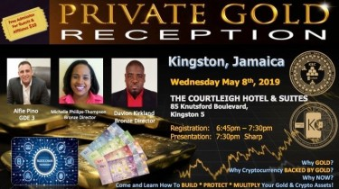 Gold Standard Payment System Event