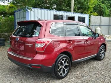2013 Subaru Forester XT