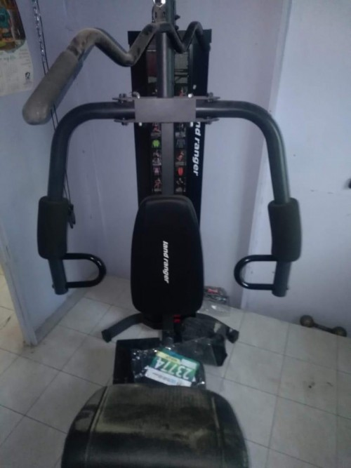 Land Ranger Home Gym