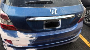 2002 Honda Civic Tip Tribute With Power Windows