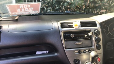 2002 Honda Civic Tip Tribute With Power Windows