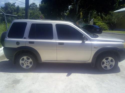 1999 Land Rover Freelander